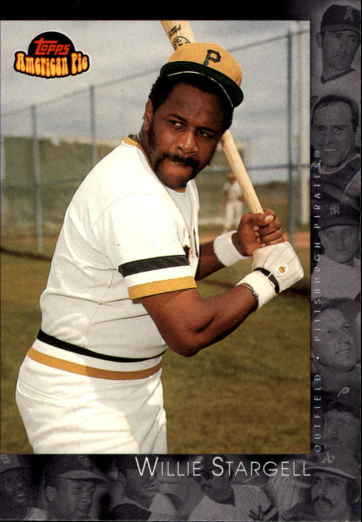 2001 Topps American Pie #93 Willie Stargell