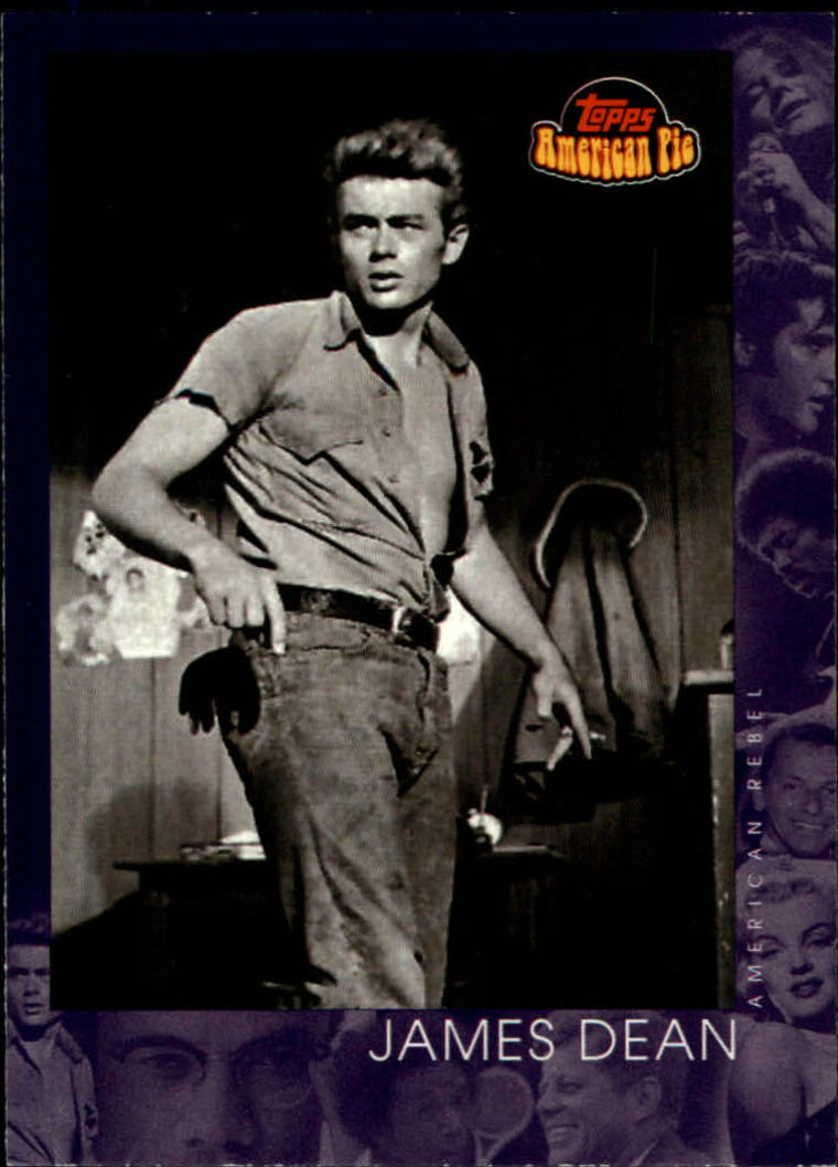 2001 Topps American Pie #147 James Dean