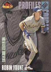 2001 Topps American Pie Profiles in Courage #PIC14 Robin Yount
