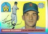 2001 Topps Archives Reserve #39 Harmon Killebrew 55