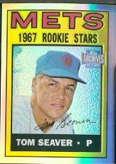 2001 Topps Archives Reserve #98 Tom Seaver 67