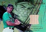2001 Topps Gallery Originals Game Bat #GRAG Adrian Gonzalez