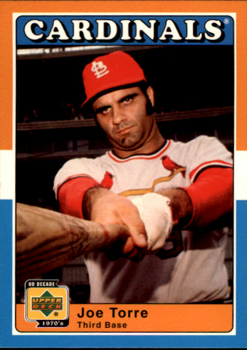 2001 Upper Deck Decade 1970's #53 Joe Torre