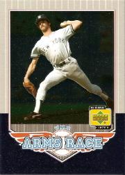 2001 Upper Deck Decade 1970's Arms Race #AR9 Ron Guidry