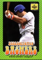 2001 Upper Deck Decade 1970's Bellbottomed Bashers #BB10 Steve Garvey