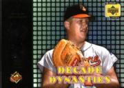 2001 Upper Deck Decade 1970's Dynasties #D1 Boog Powell