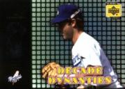 2001 Upper Deck Decade 1970's Dynasties #D5 Steve Garvey