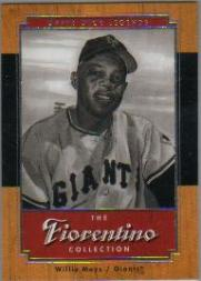 2001 Upper Deck Legends Fiorentino Collection #F4 Willie Mays
