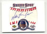 2001 Sweet Spot Signatures #SDB Don Baylor