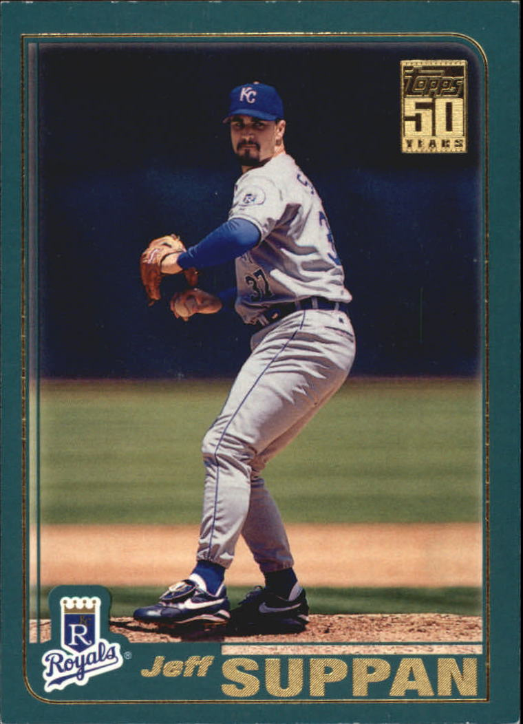 2001 Topps #149 Jeff Suppan