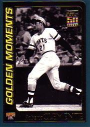 2001 Topps #784 Roberto Clemente GM