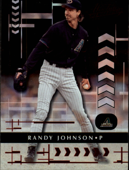 2001 Absolute Memorabilia #19 Randy Johnson