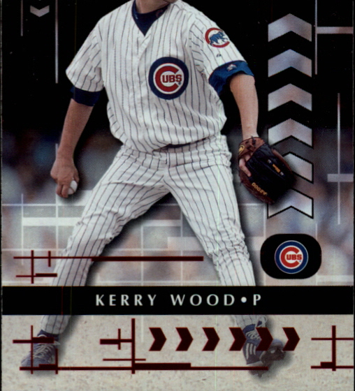 2001 Absolute Memorabilia #64 Kerry Wood