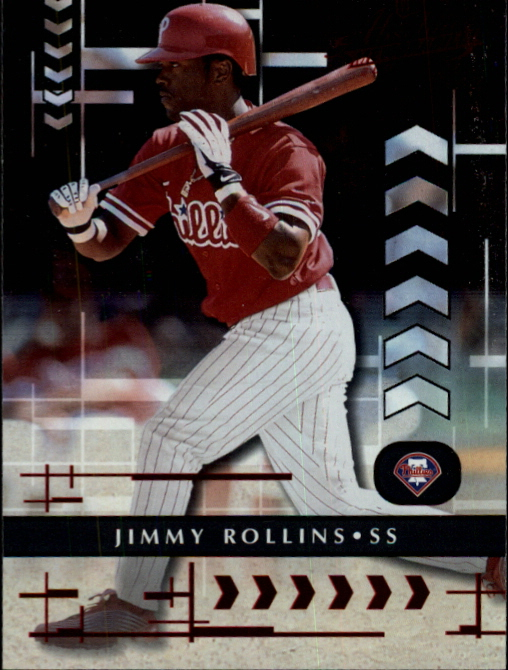 2001 Absolute Memorabilia #119 Jimmy Rollins