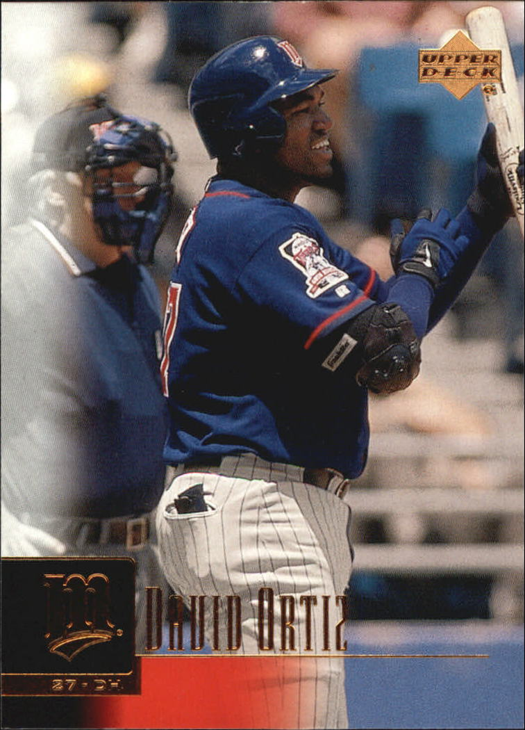 2001 Upper Deck #129 David Ortiz