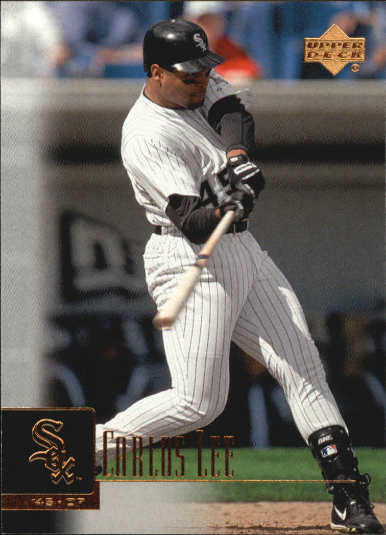 2001 Upper Deck #133 Carlos Lee