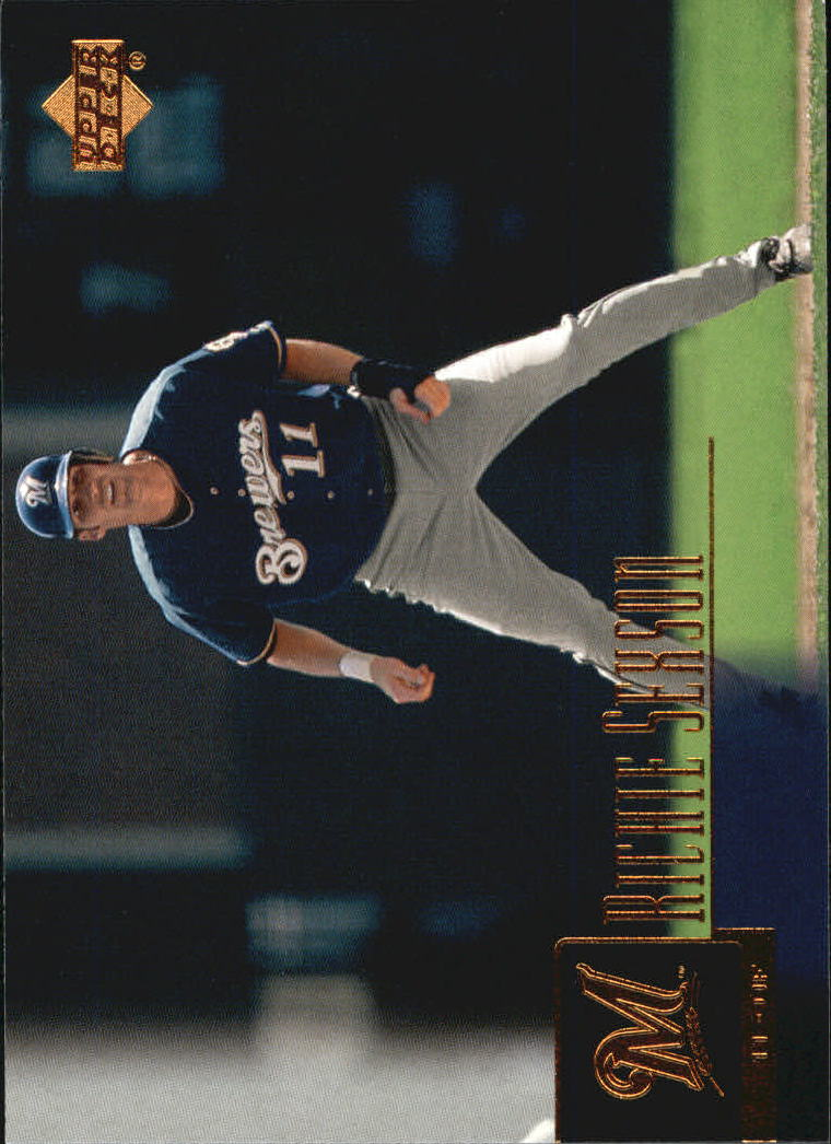 2001 Upper Deck #165 Richie Sexson