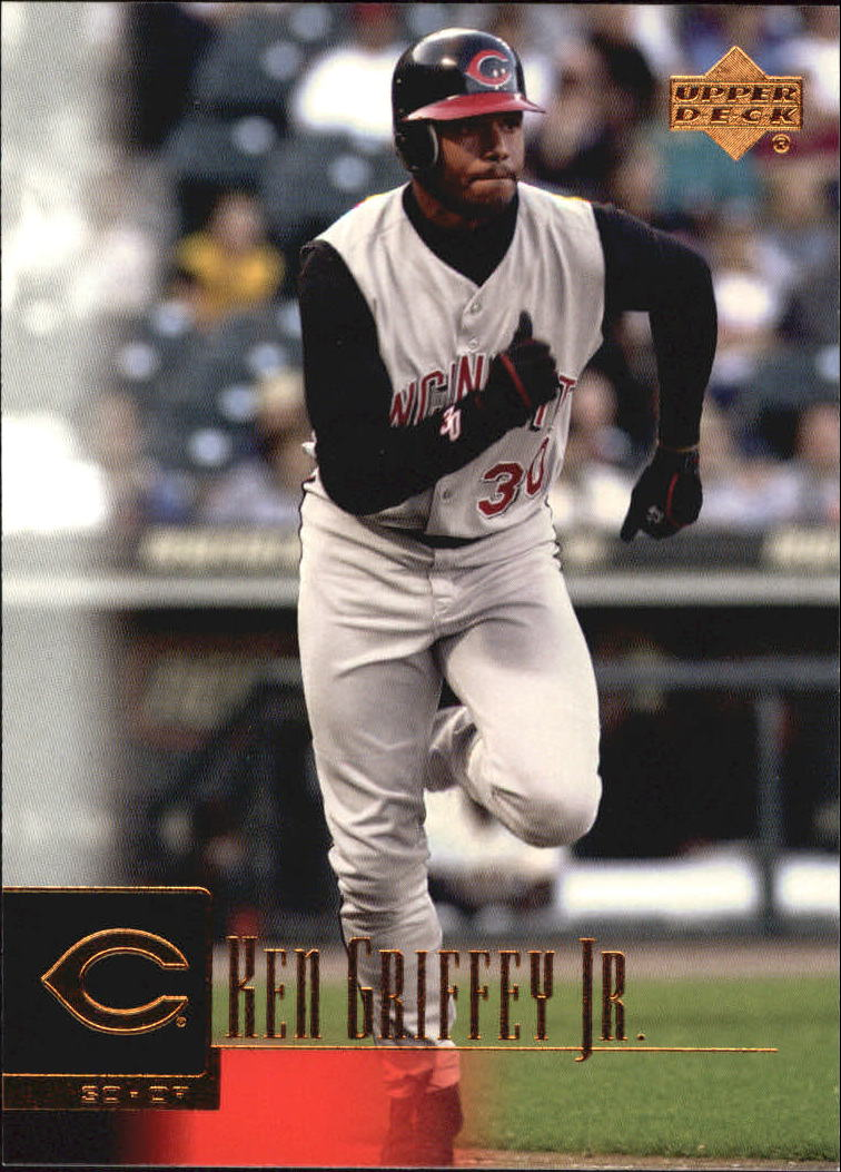 2001 Upper Deck #249 Ken Griffey Jr.