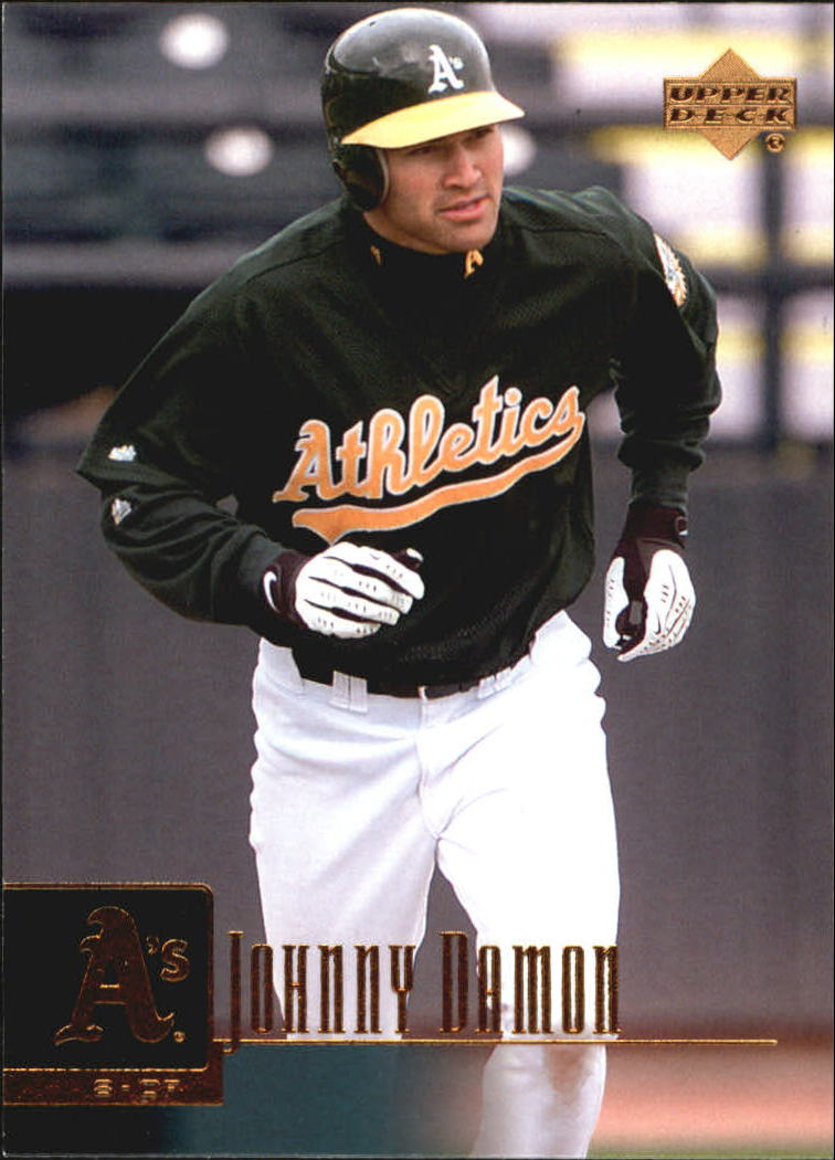 2001 Upper Deck #305 Johnny Damon
