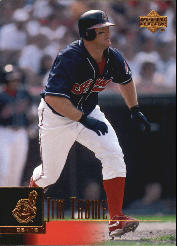 2001 Upper Deck #320 Jim Thome