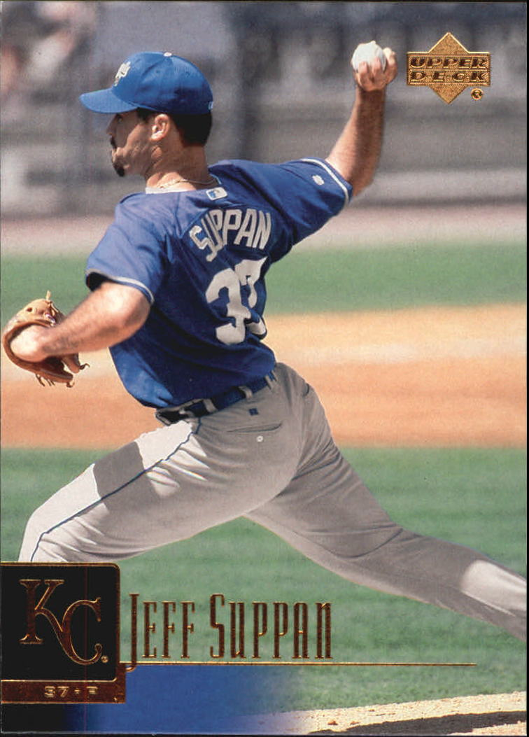 2001 Upper Deck #346 Jeff Suppan