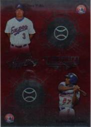 2002 Absolute Memorabilia Team Tandems #17 V.Guerrero/J.Vidro