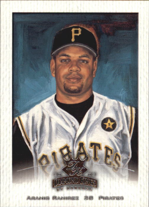 2002 Diamond Kings #16 Aramis Ramirez