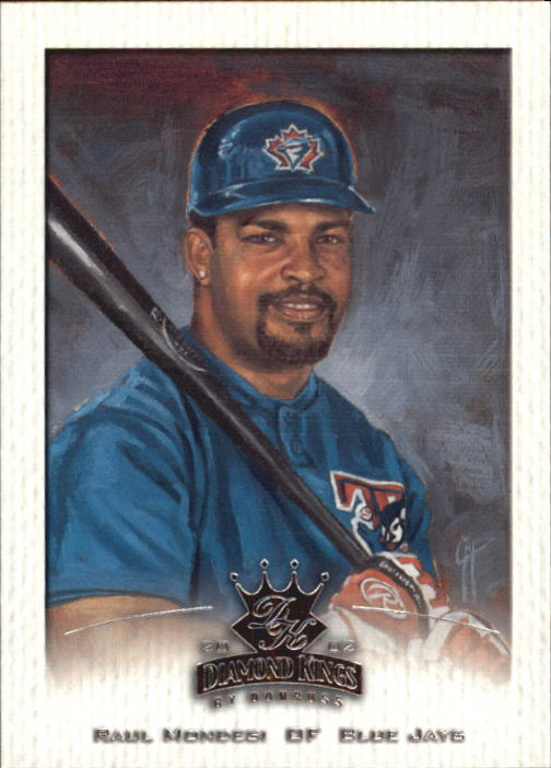 2002 Diamond Kings #43 Raul Mondesi