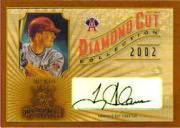 2002 Diamond Kings Diamond Cut Collection #DC7 Troy Glaus AU/500