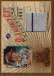 2002 Diamond Kings Diamond Cut Collection #DC26 Robert Fick AU/500
