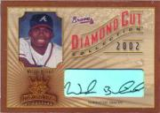 2002 Diamond Kings Diamond Cut Collection #DC30 Wilson Betemit AU/500