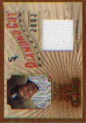 2002 Diamond Kings Diamond Cut Collection #DC42 Frank Thomas Jsy/500