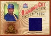 2002 Diamond Kings Diamond Cut Collection #DC46 Carlos Delgado Jsy/500