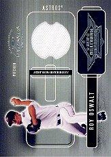 2002 Donruss Classics New Millennium Classics #48 Roy Oswalt Jsy/500