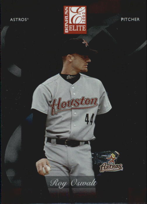 2002 Donruss Elite #14 Roy Oswalt