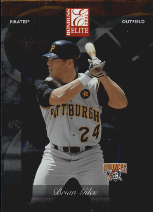 2002 Donruss Elite #92 Brian Giles