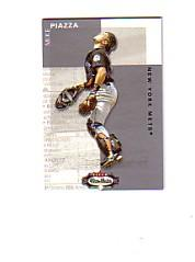 2002 Fleer Box Score Classic Miniatures #5 Mike Piazza