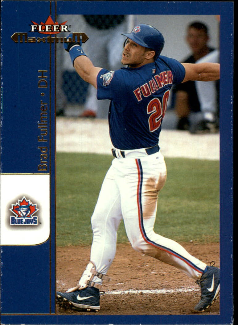 2002 Fleer Maximum #80 Brad Fullmer