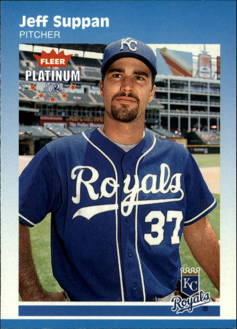 2002 Fleer Platinum #215 Jeff Suppan