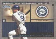 2002 Fleer Showcase Baseball's Best #15 Ichiro Suzuki