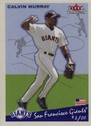 2002 Fleer Tradition #106 Calvin Murray