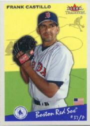 2002 Fleer Tradition #113 Frank Castillo