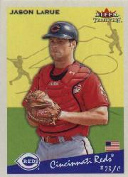 2002 Fleer Tradition #114 Jason LaRue