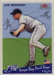 2002 Fleer Tradition #116 Joe Kennedy