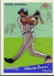 2002 Fleer Tradition #122 Mark DeRosa