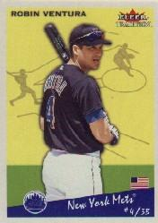 2002 Fleer Tradition #126 Robin Ventura