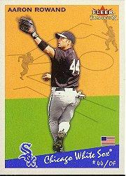 2002 Fleer Tradition #131 Aaron Rowand