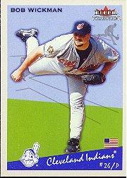 2002 Fleer Tradition #134 Bob Wickman