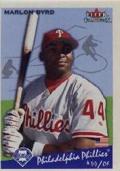 2002 Fleer Tradition #137 Marlon Byrd