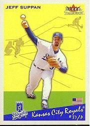 2002 Fleer Tradition #147 Jeff Suppan front image